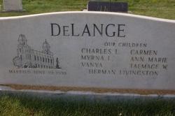 Joseph Leland DeLange