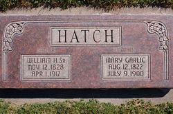 William Henry Hatch, Sr
