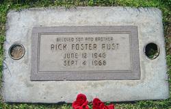 Richard Foster Rick Rust