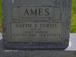 Hattie Elizabeth <i>Curtis</i> Ames