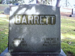Infant Barrett