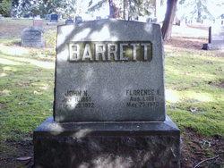 Ralph Oliver Barrett