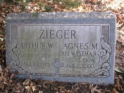 Arthur William Zieger