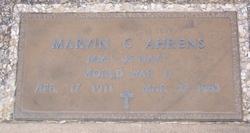 Marvin C. Ahrens