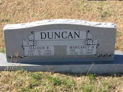 Haldor R Duncan