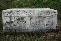 William David Eubanks