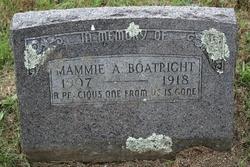 Mammie Boatright