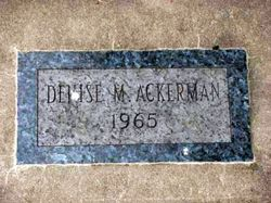 Denise M. Ackerman