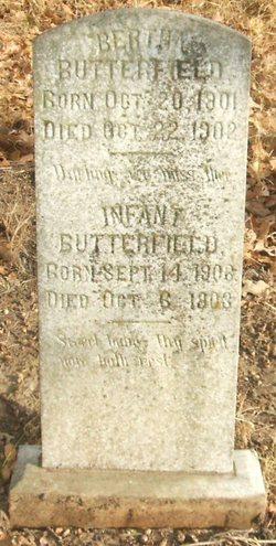 Infant Butterfield