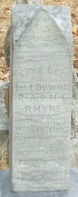 Emma Lee Rhyne