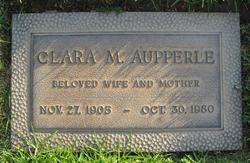 Clara M <i>Ford</i> Aupperle