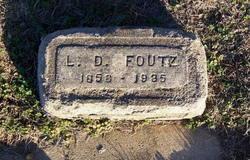 Lewis David Lew Foutz