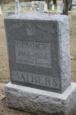 Robert John Mathers