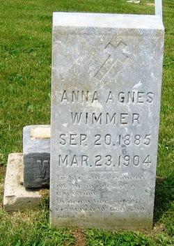 Anna Agnes Wimmer