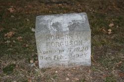 Rogers T. Forguson