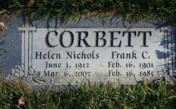 Helen <i>Nichols</i> Corbett