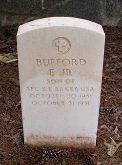 Bufford E Baker, Jr