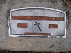 Mrs J. M. Barnett