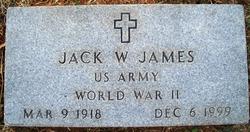 Jack Woodrow James