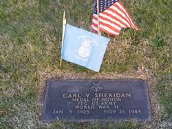 Carl Vernon Sheridan