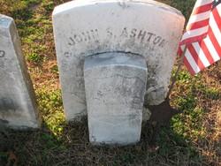 Sgt John S. Ashton