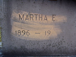 Martha Ella Hensley