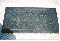 Asa E Brookshire
