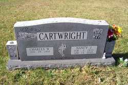 Nancy J. <i>Milstead</i> Cartwright