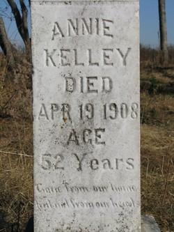 Annie <i>Wiley</i> Kelley