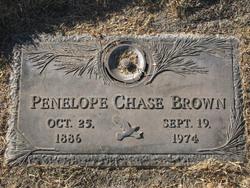 Penelope <i>Chase</i> Brown