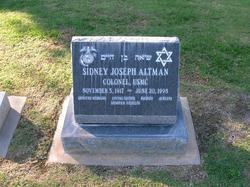 Sidney Joseph Altman