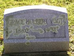 Grace <i>Hulbert</i> Vogt