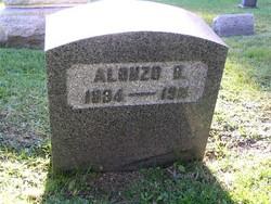 Alonzo B Hulbert