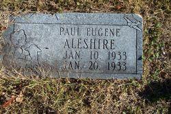 Paul Eugene Aleshire