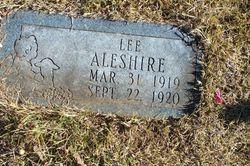 Lee Aleshire