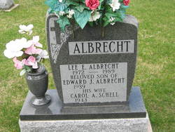 Lee Edward Albrecht
