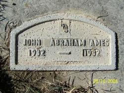 John Abraham Ames