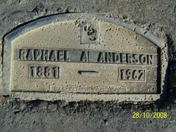 Raphael Andrew Anderson