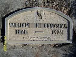 William Henry Bradshaw