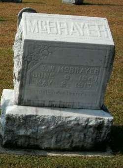 Eli Wellington EW McBrayer