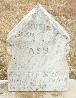 Rubie Ash
