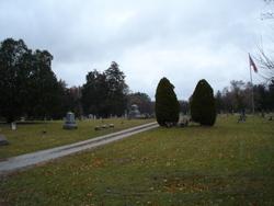 San Pierre Public Cemetery