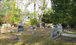 Daniel B Gillikin Family Cemetery