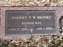 Harriet <i>Van Winkle</i> Brooks
