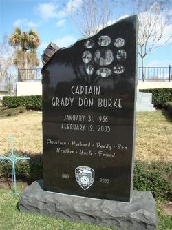 Capt Grady Don Burke