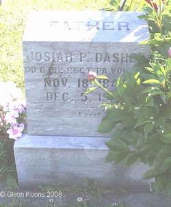 Josiah P. Dasher