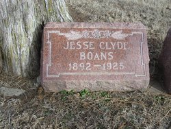 Jesse Clyde Boans