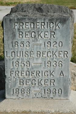 Fredrick Becker