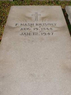 Col Frank Nash Bilisoly