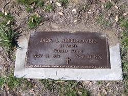Jack L Abercrombie